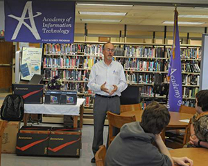 Carencro High academy chosen national technology competition
