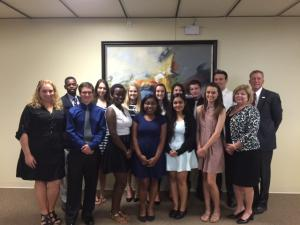 City of Sanford Announces Newly Formed Mayor's Youth Council