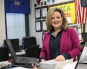 DHS Academy of Insurance and Finance blazing trails for students locally, statewide