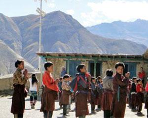 Project-based learning brings wind turbine to school in Nepal