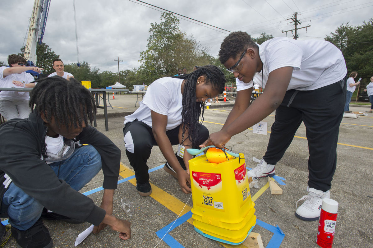 Scotlandville High blazed trail for popular STEM programs with engineering program launched 35 years ago