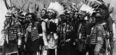 A group of Native Americans.