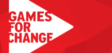 """The """"Games for Change"""" logo"""