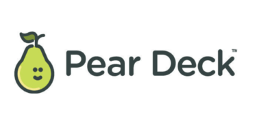 The logo of Pear Deck.