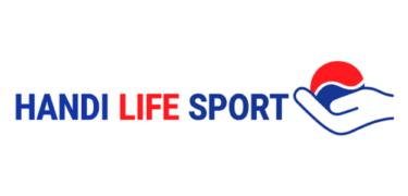 Handi Life Sport's logo.