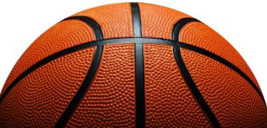 A basketball.